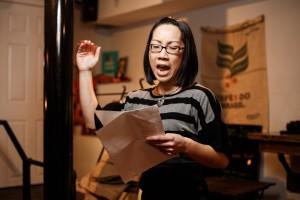 Karen Jung - Poet